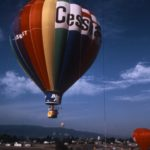 Cessna balloon at fest